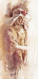 Картины Гордона Кинга (Gordon King)