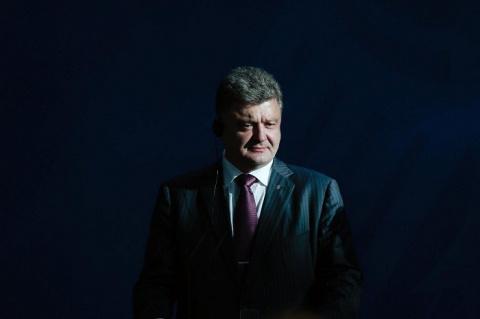 Голубая мечта Петра Порошенко