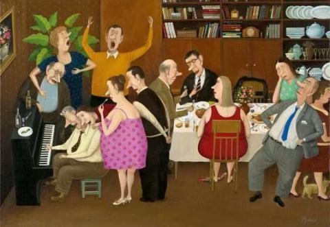 На каждой вечеринке есть два разряда гостей...