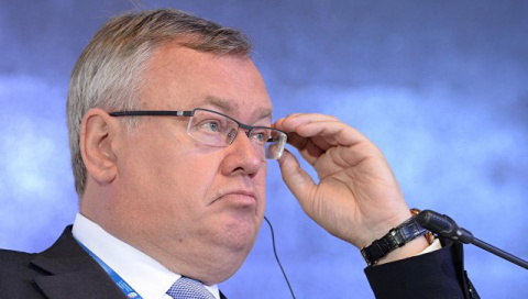 Глава ВТБ: санкции Украины н…
