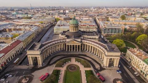 Санкт-Петербург недавно назв…