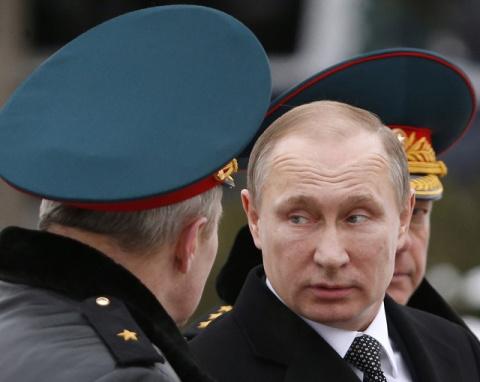 Путин осввободил от должност…
