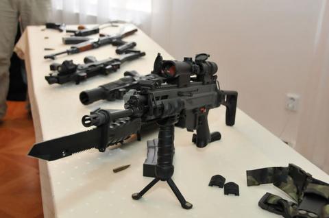 NEO: Как американское оружие попадает в Сирию?