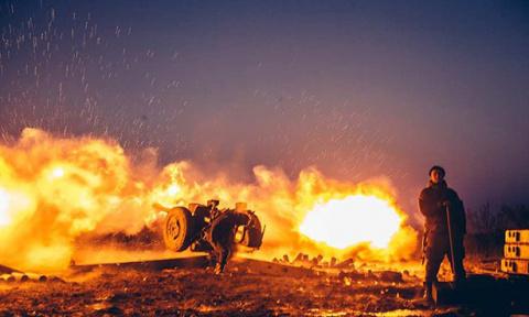 Армия уничтожена. Под Марьин…
