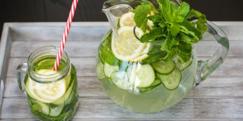 Витаминный напиток, который убьёт чувство голода и поможет похудеть. Отбеливание лица быстро и эффективно!