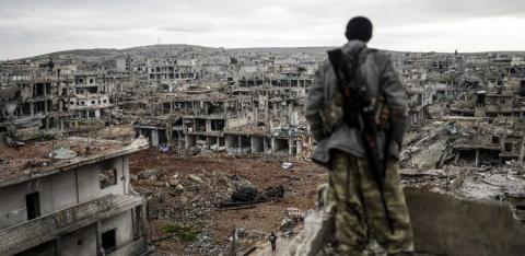 Война в Сирии: Алеппо освобо…