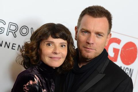 «Красивая и смелая дорогу перешла»: Актер Юэн Макгрегор подал на развод после 22 лет брака