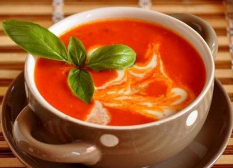 Суп пюре из помидоров старинный рецепт
