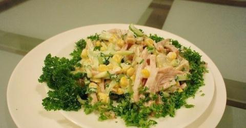 Итальянский салат к праздник…