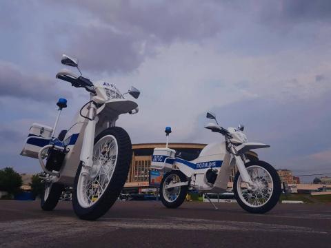«Калашников» представил электрические мотоциклы «Иж»