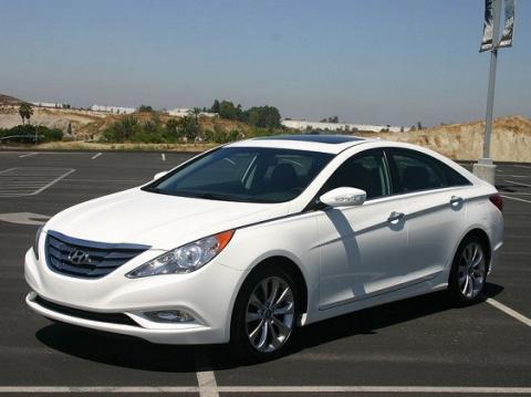 Hyundai Sonata возвращается …
