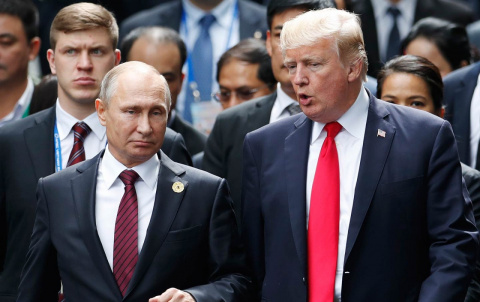 «Во всём виноват Путин»: «ам…