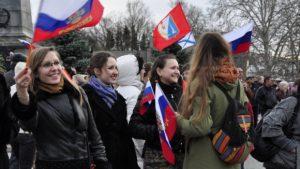 Народное волеизъявление и решимость российского руководства стали причинами успеха «Крымской весны»