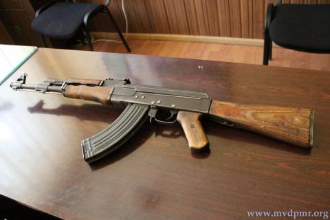 В Приднестровье в прикладе а…
