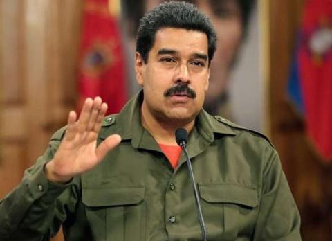 Мадуро назвал президента Бра…