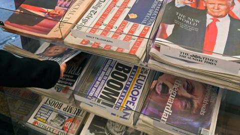 Американские СМИ бьют тревог…