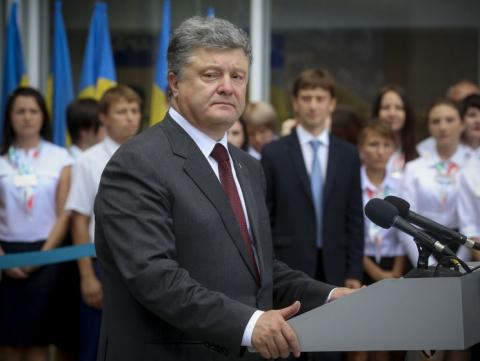 Порошенко позорно признал св…