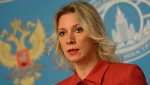 Захарова обвинила США в разв…