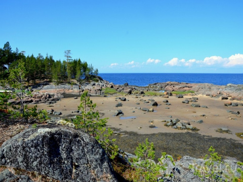 Русский Север: Кий-остров