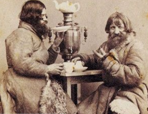 Продукты, которые русские ед…