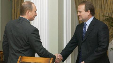 Reuters рассказало о связях кума Путина с предвыборным штабом Трампа