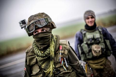 В Донбасс переброшены украин…