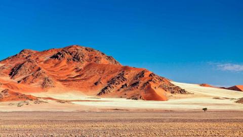 В иранской пустыне ученые на…