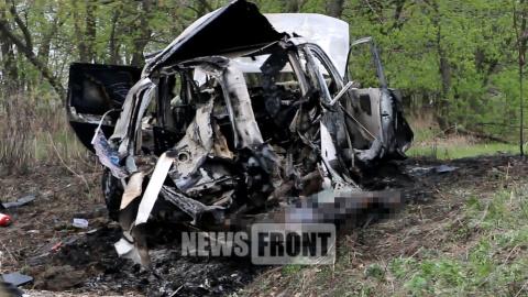 СМИ выяснили, кто руководил взрывом машины ОБСЕ в ЛНР