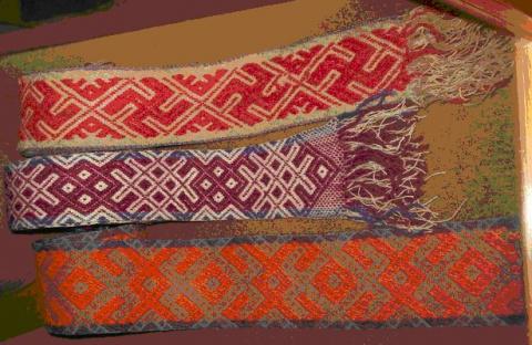Традиционная славянская вышивка