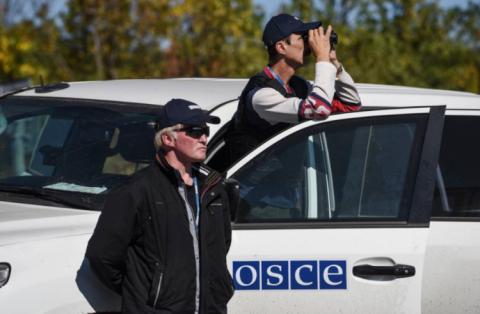Смачный плевок в лицо США: ОБСЕ наступила Штатам на горло