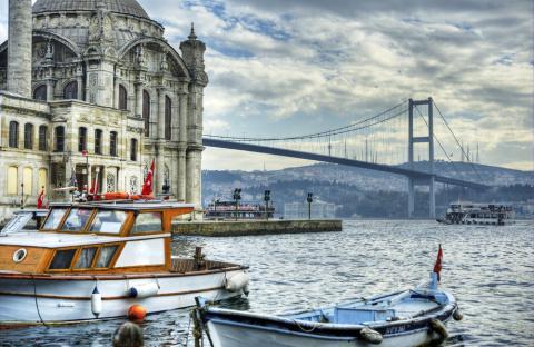 Пять мест в Стамбуле, которы…