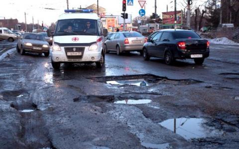 Плохие дороги в России не от бедности, а от жадности