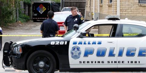 Dallas Police Shooting Black…