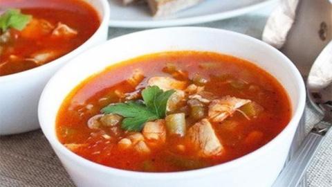 Готовим Фасолевый суп легко …