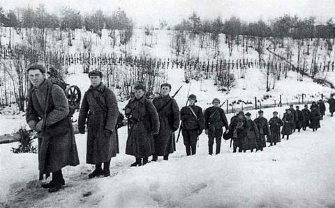 Советско-финская война. Отмо…