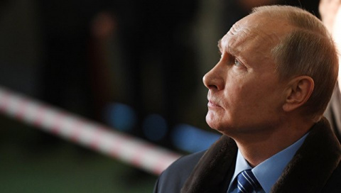 """Путин заявил, что в США разыгрывают """"российскую карту"""""""