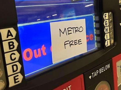 Хакеры сделали метро в Сан-Ф…