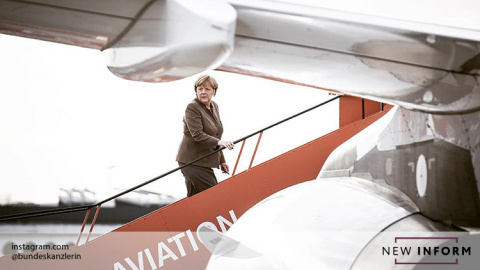 Прозрение Германии: Меркель - бацилла терроризма
