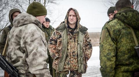 Писатель Прилепин собрал батальон в ДНР и планирует брать Киев