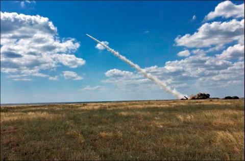 Киев объявил о старте ракетн…