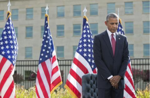 Обама жжёт: жертвам – сочувс…