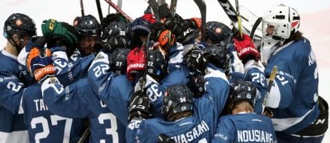 Финляндия обыграла Канаду и стала победителем Кубка Карьяла