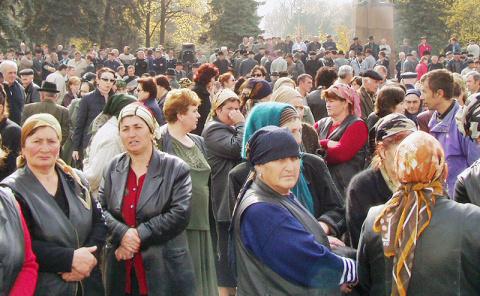 Кавказ достали клановость и …