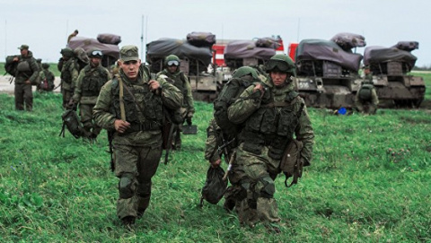 Российские десантники в Крыму вызвали «страх и трепет» в Киеве и НАТО . ВДВ действует методом от противника