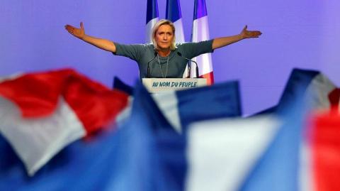 Ле Пен штурмует Евросоюз