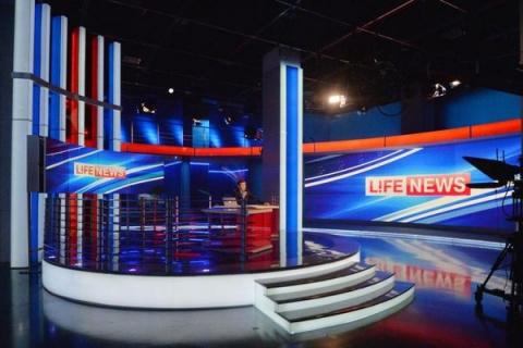 Телеканал Lifenews ушел изэфира