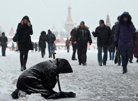 Эвона как! По качеству жизни Россия уступает и Индии, и Украине....