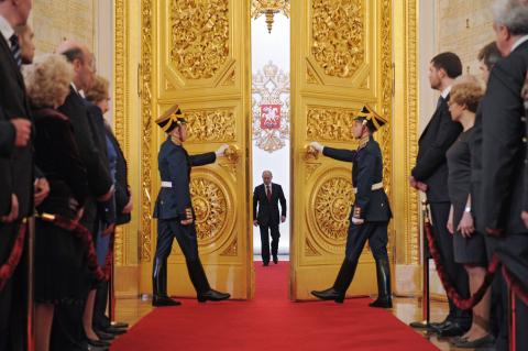 Большая кремлевская игра: за…