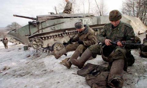 Украинские СМИ реконструировали завершившееся катастрофой наступление ВСУ под Дебальцево