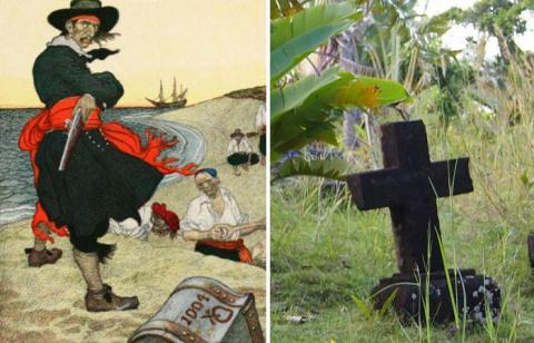 Неизвестные достопримечательности Мадагаскара: пиратское кладбище Сент-Мари
